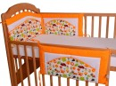 dvoudílný mantinel beruška oranžová 2