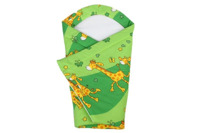rychlozavinovačka žirafa zelená