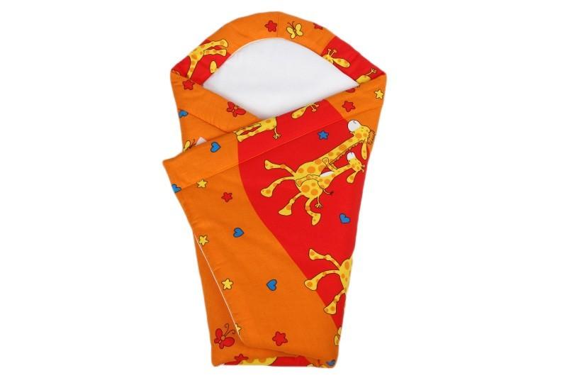 rychlozavinovačka žirafa oranžová
