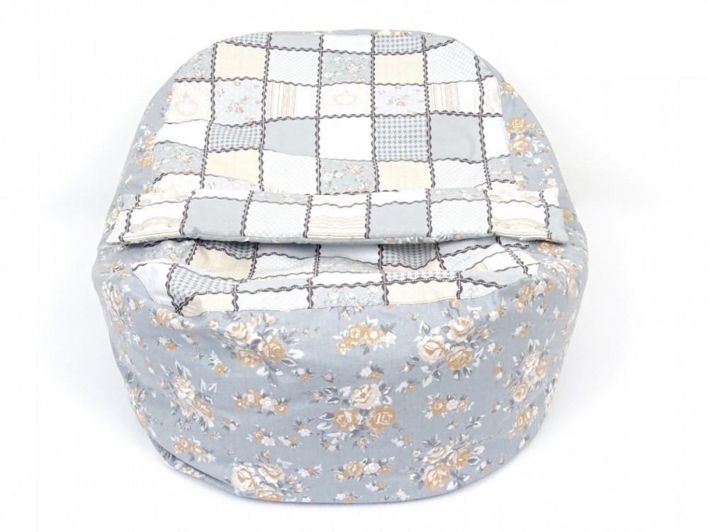 Pelíšek pro miminko PEČVORK, 100% bavlna 2