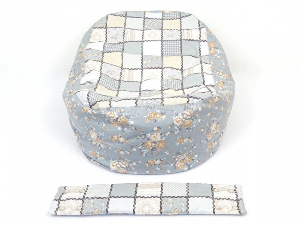 Pelíšek pro miminko PEČVORK, 100% bavlna 3