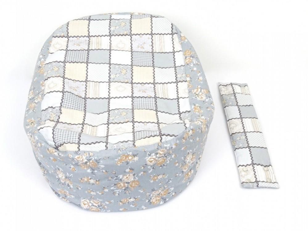 Pelíšek pro miminko PEČVORK, 100% bavlna 5