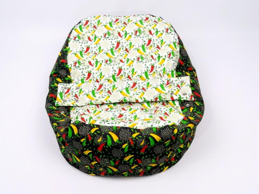 Náhradní potah, na pelíšek pro miminko PAPRIČKY, 100% bavlna