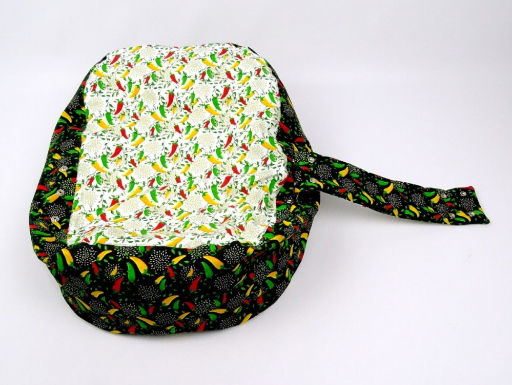 Náhradní potah, na pelíšek pro miminko PAPRIČKY, 100% bavlna 1