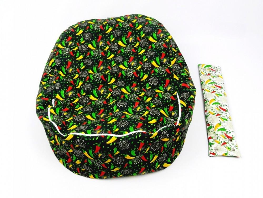 Náhradní potah, na pelíšek pro miminko PAPRIČKY, 100% bavlna 3