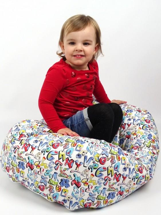 Vak pro děti GRAFITTI, 100% bavlna