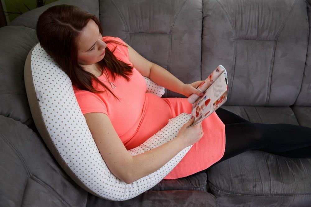 Relaxace a odpočinek v těhotenství