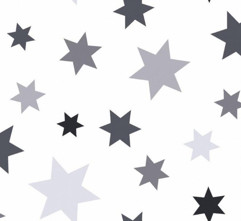 kojicí polštář Matýsek, vzor potahu, stars - hvězdy