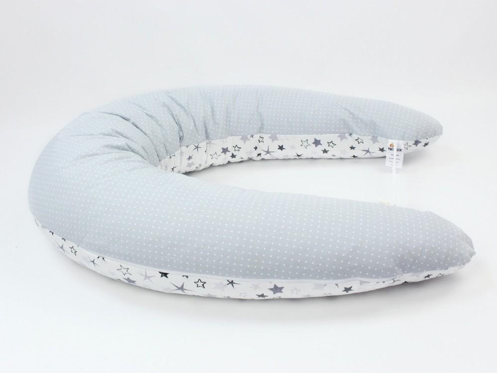 Kojící polštář Standard STŘAPATÉ HVĚZDY, 100% bavlna č.2