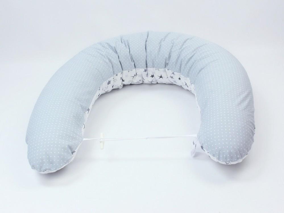 Kojící polštář Standard STŘAPATÉ HVĚZDY, 100% bavlna č.4