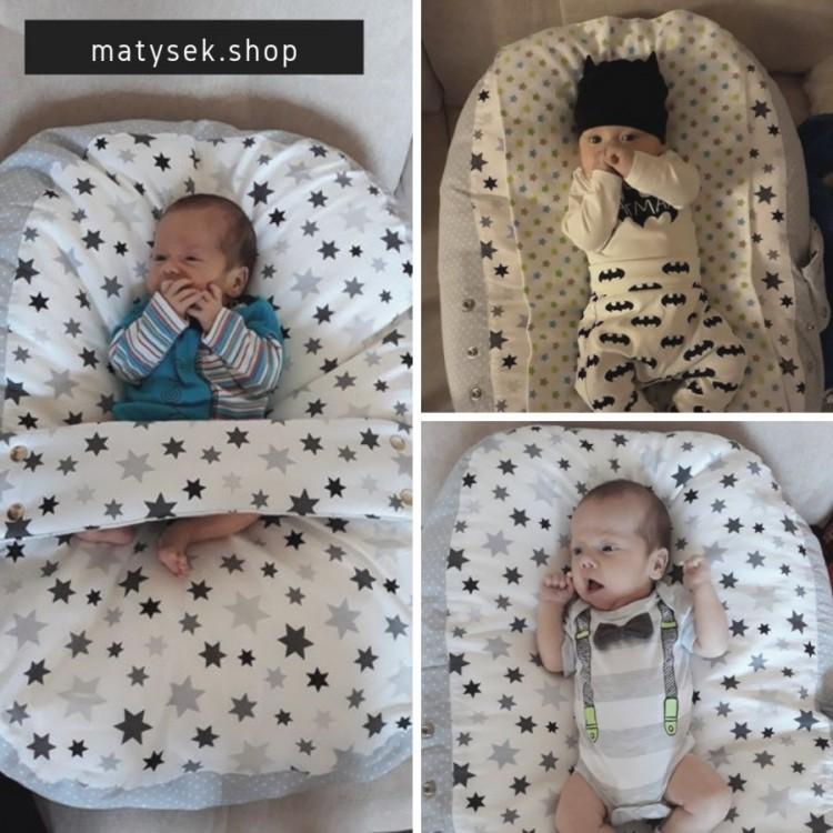 Pelíšek pro miminko od Matýska Star