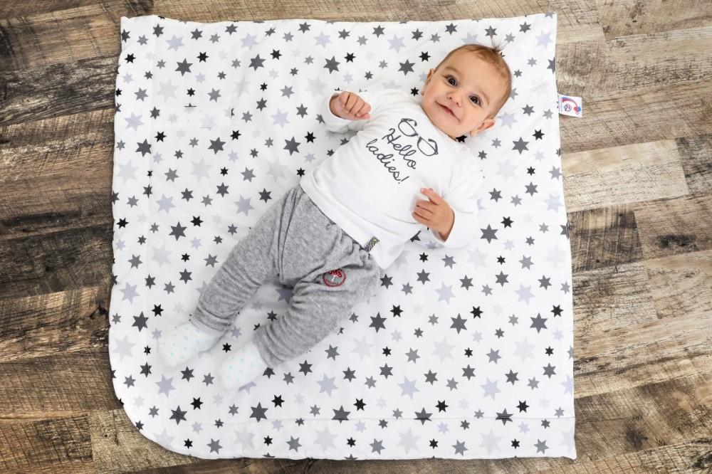 Zavinovačka Star, použití jako deka