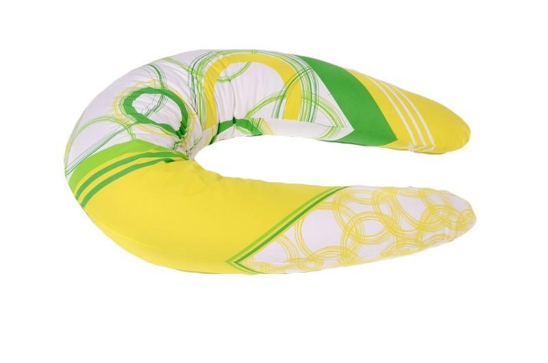 Kojící polštář Matýsek, colormix, bavlněná strana